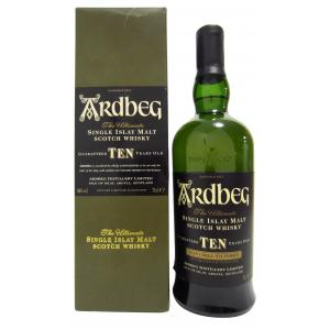 Ardbeg Single Islay Malt Old Bottling L7 10 Years
