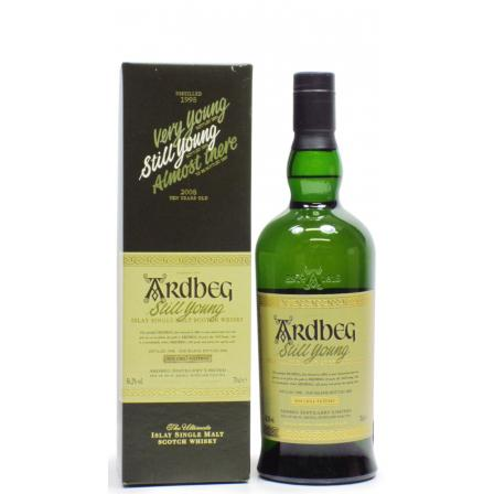 Ardbeg Still Young 8 Years 1998