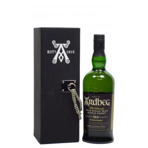 2000 Ardbeg The Ultimate In Leatherette Box 10 Years