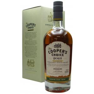 Ardmore Cooper's Choice Single Cask 7 Year old 2013