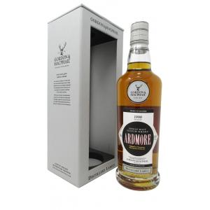 Ardmore Distillery Labels 20 Year old 1998