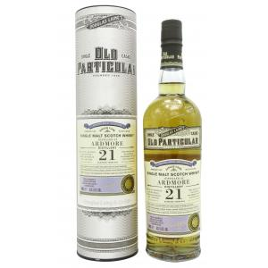 Ardmore Old Particular Single Cask 21 Year old 1999