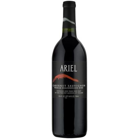 2012 Ariel Vineyards Cabernet Sauvignon De-Alcoholised