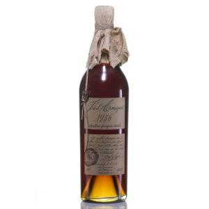 Armagnac Baron Gaston Legrand Old Bottling 1956