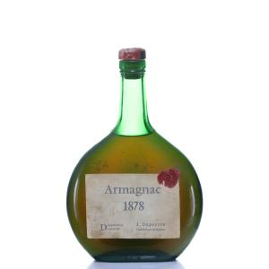 1878 Armagnac Dupeyron J. Old Bottling