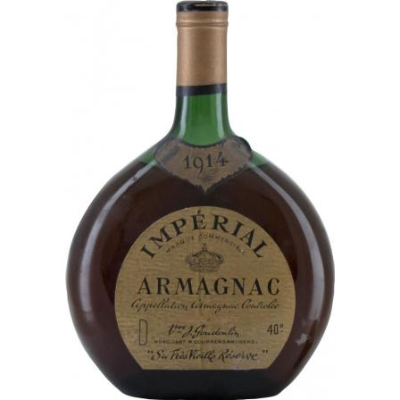 Armagnac Goudoulin Old Bottling 1914