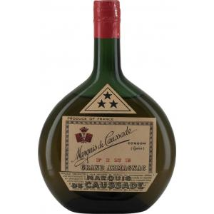 Armagnac Marquis de Caussade Old Bottling 1975