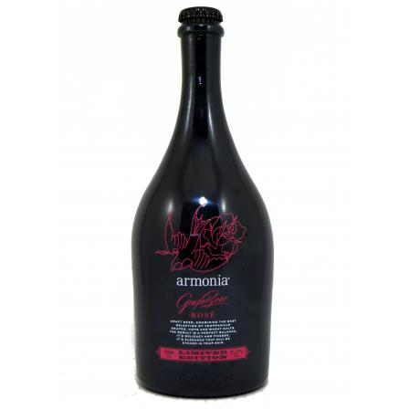 Armonía Grape Cerveza Rose Limited Edition 75cl