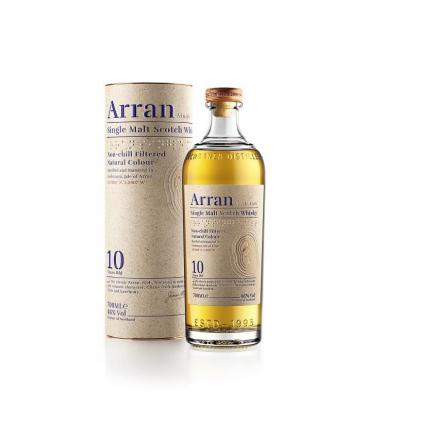 Arran 10 Year New Ampolle