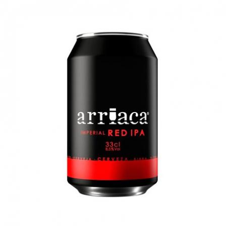 Arriaca Imperial Red Ipa Lata