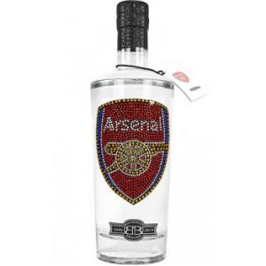 Arsenal FC Vodka Crystal Edition