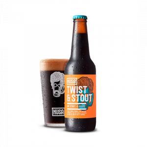 Artesanal Beer Musa Twist and Stout