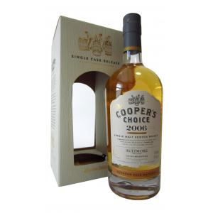 Aultmore Coopers Choice Single Cask 9 Year old 2006