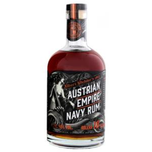 Austrian Empire Navy Rum Solera 18 Years