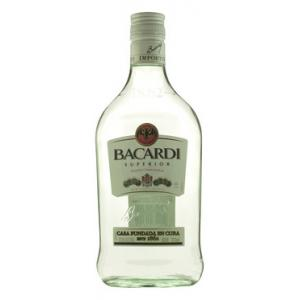 Bacardi (Carta Blanca) 375ml