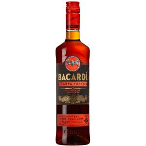 Bacardi Carta Fuego Red Spiced 1L