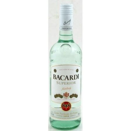 Bacardi Screw Cap 1L
