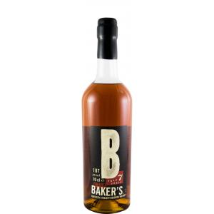 Baker's 7 Ans 107 Proof
