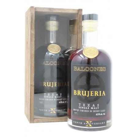 Balcones Brujeria 10th Anniversary Sherry Finished
