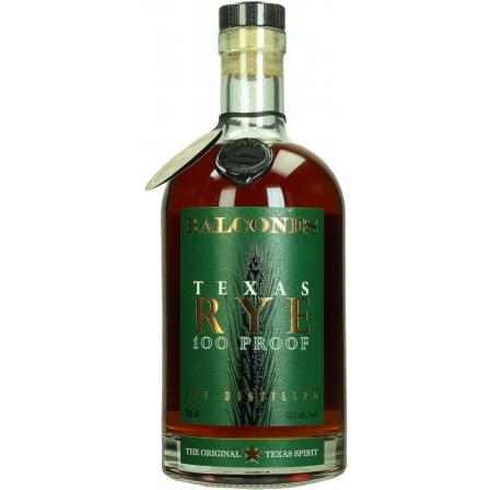 Balcones Texas Rye 100 Proof