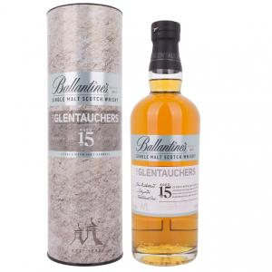 Ballantine's Glentauchers 15 Years Estuche