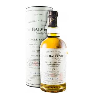 Balvenie 15 Anos Single Barrel Cask Nº 5145 Bottled In 2001 1984