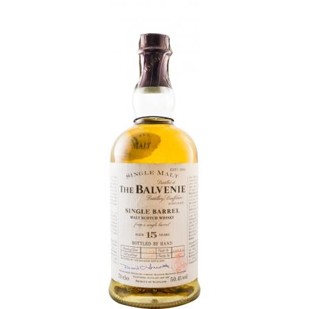 Balvenie 15 Ans Single Barrel Engarrafado em 1980