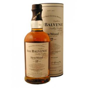 Balvenie 17 Years New Wood