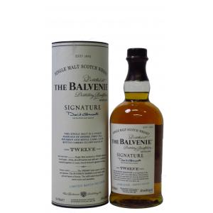 Balvenie Signature Limited Batch Release 12 Year old