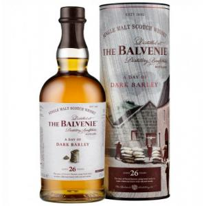 Balvenie Stories a Day Of Dark Barley 26 Year old
