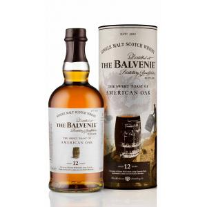Balvenie Stories The Sweet Toast Of American Oak 12 Year old