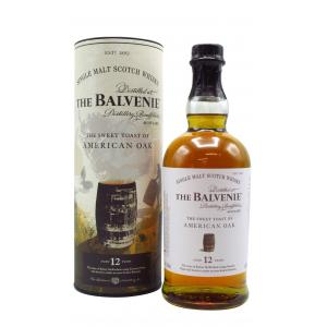 Balvenie Stories The Sweet Toast Of American Oak 12 Year old 2007