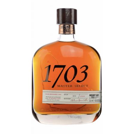 Barbades Mount Gay 1703 Master Select Released Limited Edition 2017