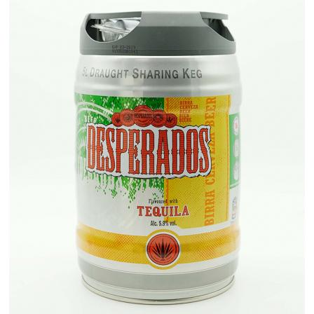 Barrel Desperados 5L