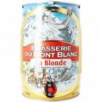 Barrel la Blonde Du Mont Blanc 5L