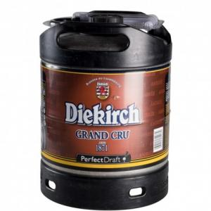 Barril Diekirch Grand Cru 6L