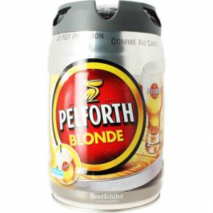 Barril Pelforth Blonde 5L