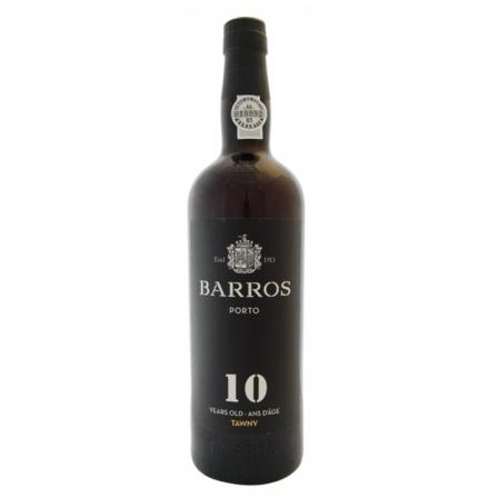 Barros 10 Years Tawny Douro Gift Case