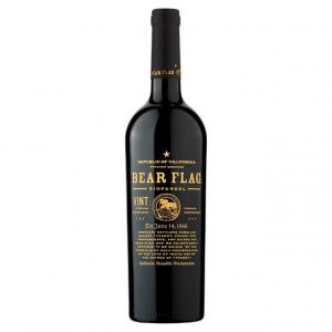 Bear Flag Sonoma County Zinfandel 2017