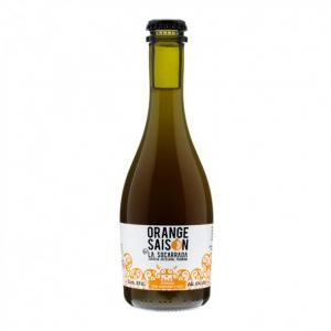 Beer Artesanal la Socarrada Orange Saison