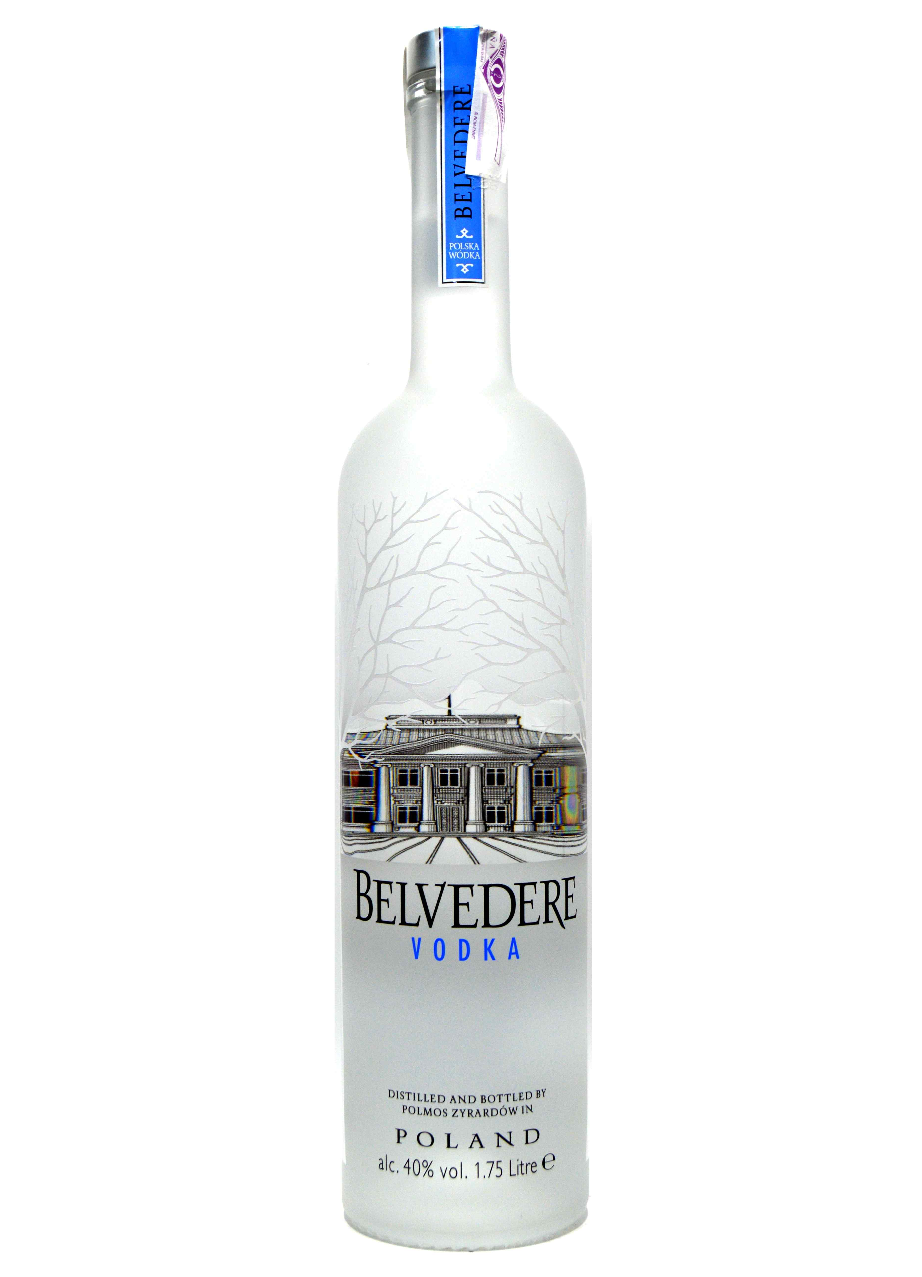 Vodka Belvedere 6l