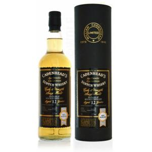 Ben Nevis 12 Year old - Cadenhead's Authentic Collection 1989
