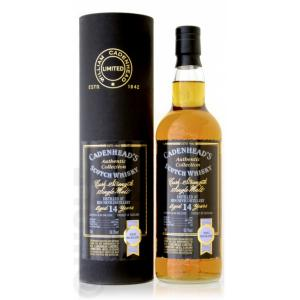 Ben Nevis 14 Year old - Cadenhead's Authentic Collection
