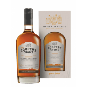 Ben Nevis 20 Years Refill Sherry Coopers Choice