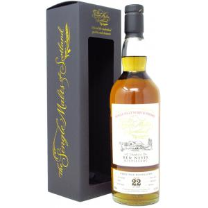 Ben Nevis The Single Malts Of Scotland Single Cask 22 Year old 1996