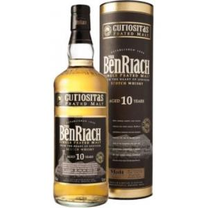 Benriach 10 Year Old Curiositas Peated