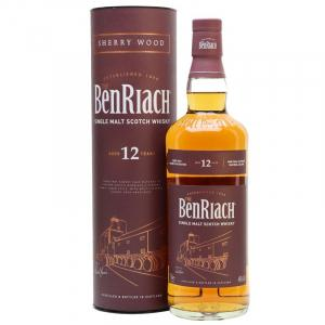Benriach 12 Ano Sherry Wood