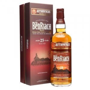 Benriach 25 Ano Authenticus Peated Malt