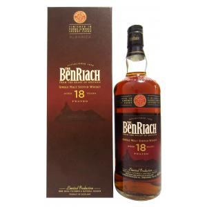 Benriach Albariza Peated Sherry Cask Finish 18 Year old