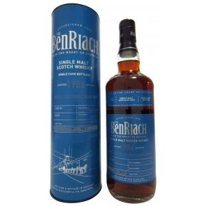 Benriach Peated Pedro Ximenez Sherry Single Cask 30 Year old 1986